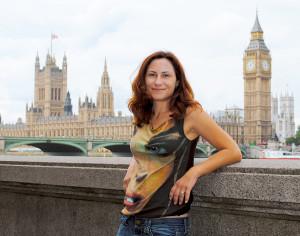 Καθηγητές Αγγλικών Κομοτηνή - Κατερίνα Μουμτζή